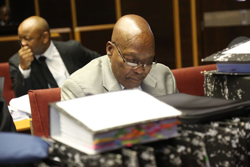 Key witness in Zuma corruption trial has died - NPA counsel Wim Trengove