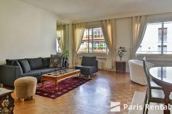 Appartement meublé 3 pièces 104 m2