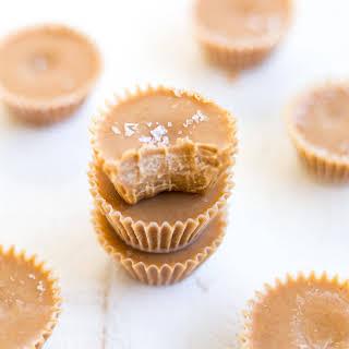 Peanut Butter Fat Bombs.