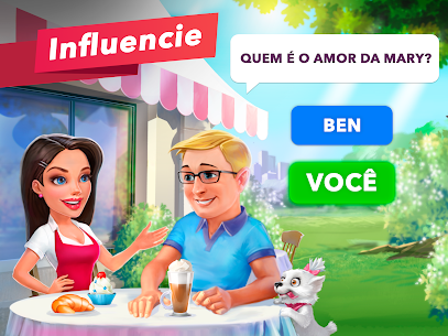 My Cafe Recipes & Stories Apk Mod Dinheiro Infinito 8