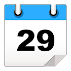 calendario mensual gratis icon