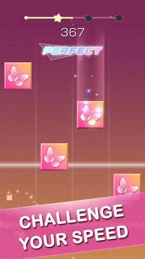 Magic Piano Beat Tiles screenshot 2