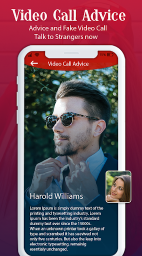 Live video call and video chat guide 1.0 screenshots 12