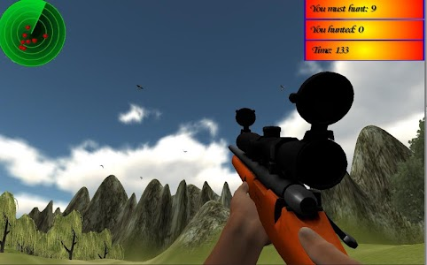 DUCK HUNTER 2016 screenshot 2