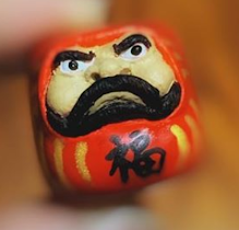 DCcaps - Miscellaneous - Daruma