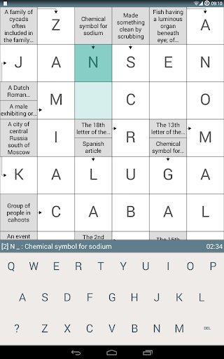 Crosswords CW-2.2.0 screenshots 7