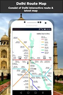 Indian Metro Maps - náhled