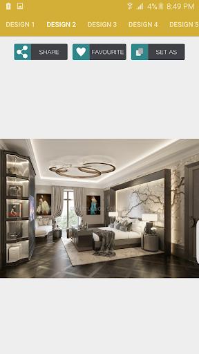 Modern Bedroom Design 2.3 Screenshots 5