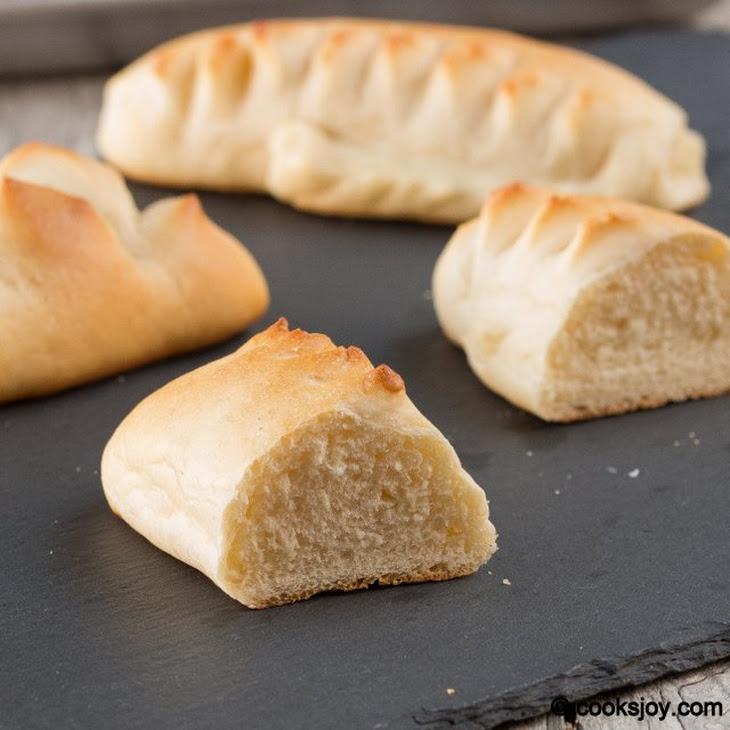 Petit Pains au Lait (French Milk Bread/ Rolls)