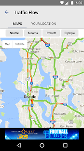 Seattle Traffic- screenshot thumbnail