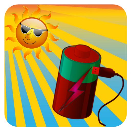 Solar Battery Sunlight Prank