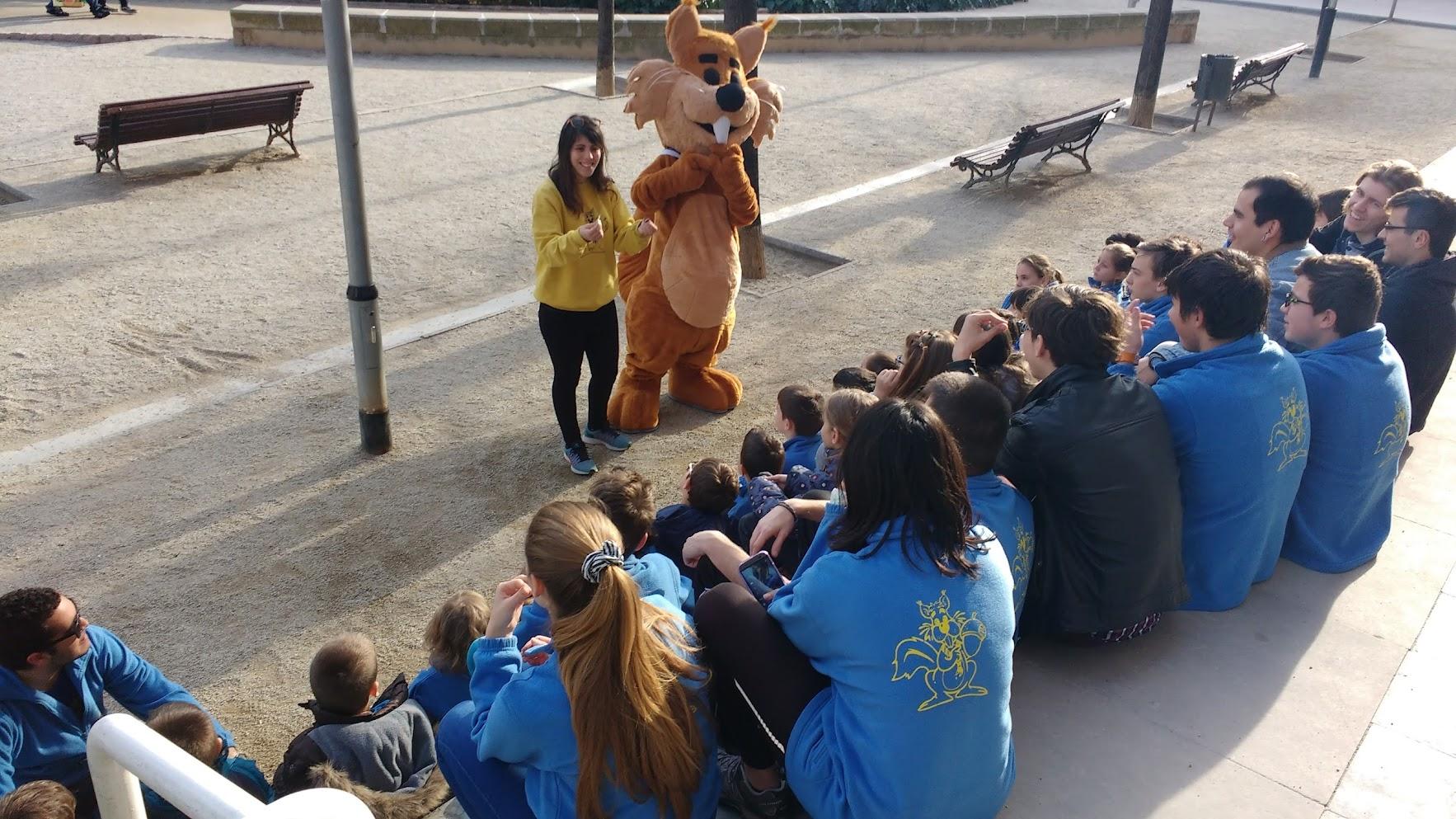Parc Europa- Activitat conjunta 2017