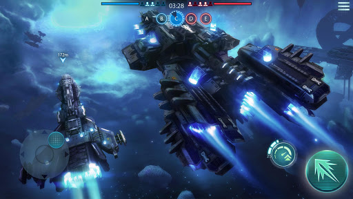 Star Forces: Space shooter screenshot 5