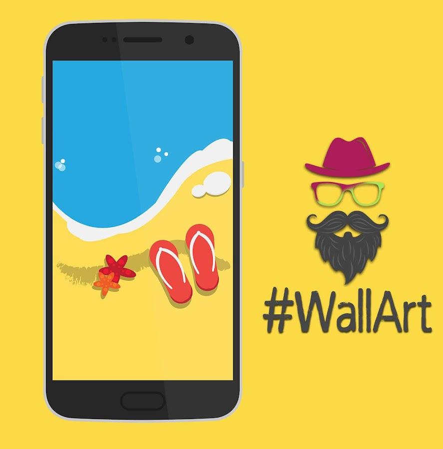 WallArt- tangkapan layar