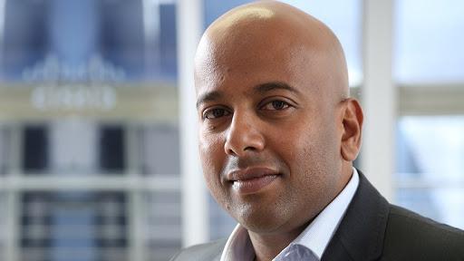 Garsen Naidu, country manager,  Cisco South Africa.