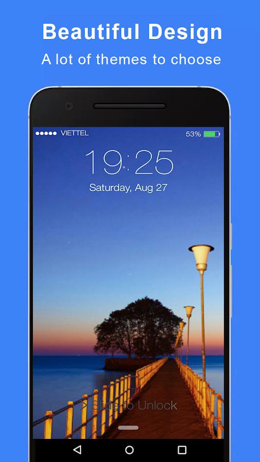 Screenshots of Lock Screen - Iphone Lock for iPhone
