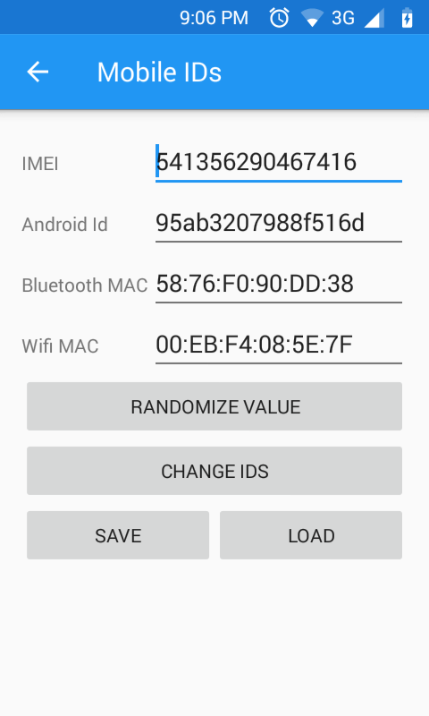 81+ Id Changer Exposed No Reboot Apk - For Kitkat And