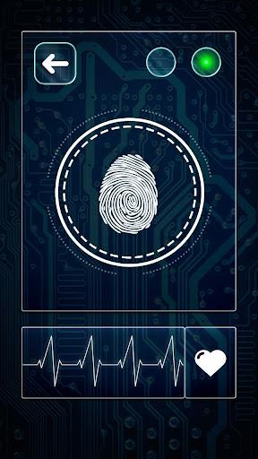 Lie Detector Scanner Simulator for PC