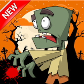 Zombies : Smash Zombie Game