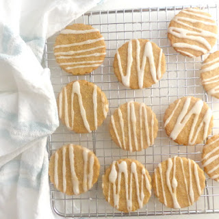 Honey and Mixed Spice Biscuits