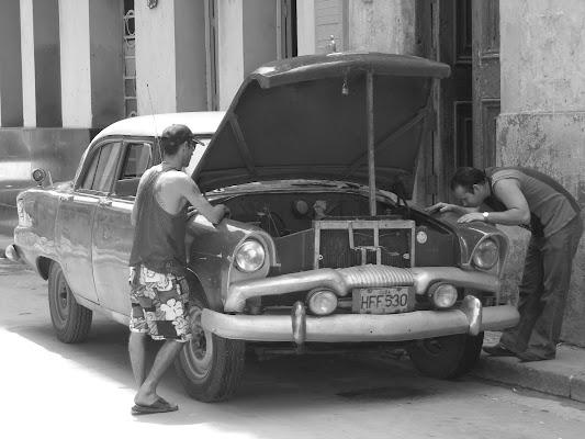 Habana Vieja di ManuArk