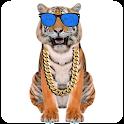 Funny Talking Tiger icon