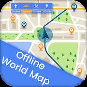 Offline World Map - World Atlas