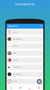 PocketTube: Youtube Subscription Manager - náhled