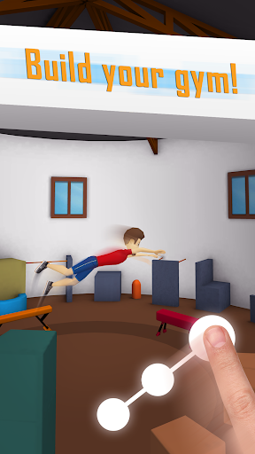 Tetrun: Parkour Mania - free running game  screenshots 3