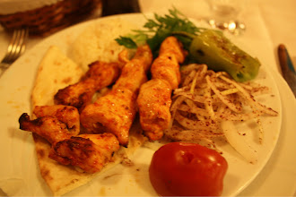 Photo: Last meal in Konya. So good.