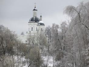Photo: Храм Живоначальной Троицы в Ельдигино. 1735 г.