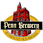 Logo of Penn Brewing Mash Paddle Vs. Hipster