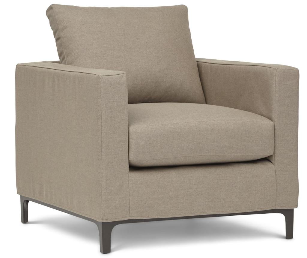 Catalina Outdoor Slipcover Chair