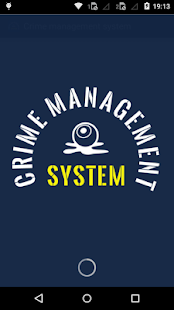 Crime Management System- screenshot thumbnail