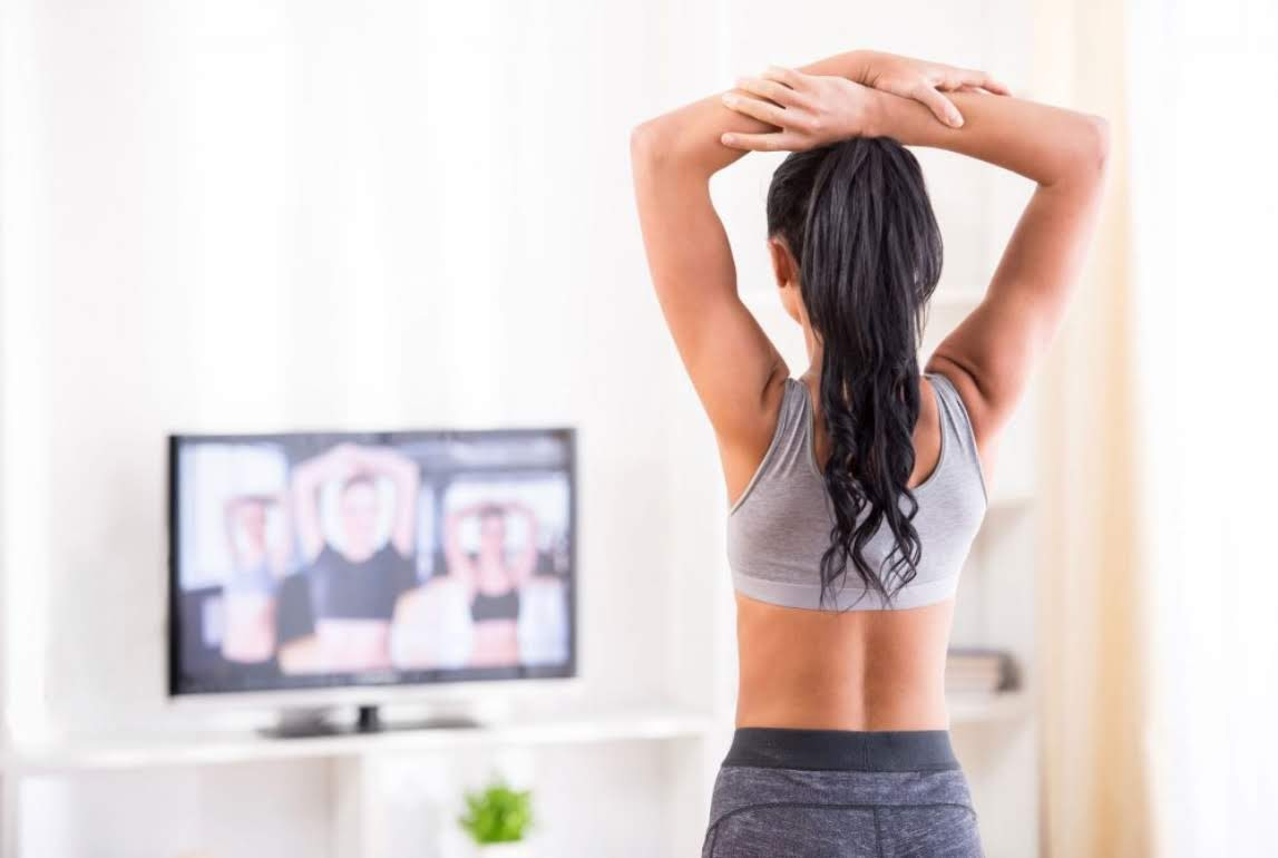 cardio kickboxing workouts you can do at home
