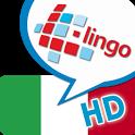 Z_L-Lingo Learn Italian HD icon