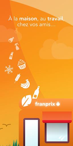 Franprix - Livraison de courses u00e0 domicile 2.1.0 gameplay | AndroidFC 2