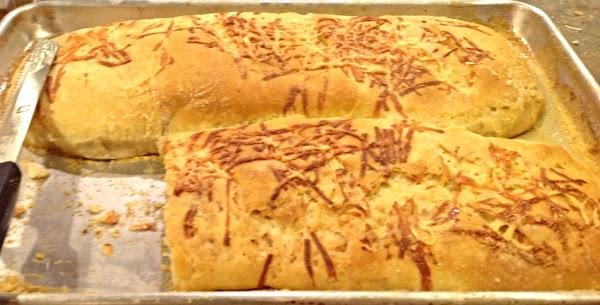Asiago Sour Dough Bread & Starter Recipe