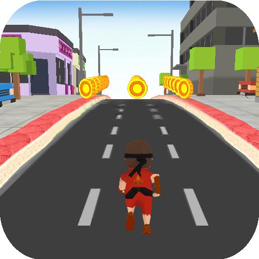 スーパー地下鉄市忍者 街機 App LOGO-APP試玩