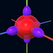 Virtual Orbitals 3D Chemistry