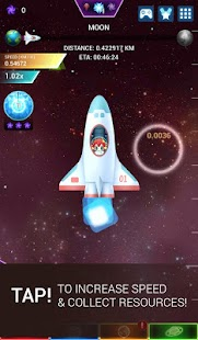 Star Tap - Idle Space Clicker- screenshot thumbnail