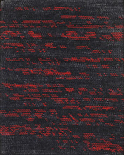 Photo: B51. Angie O.Lee, 2014 Study No 3. 14x 11 in. Hand-knitted textile stretched on canvas Retail Price: $600 Reserve: $200 TO PURCHASE THIS WORK: call 415.863.7668 or email events@rootdivision.org