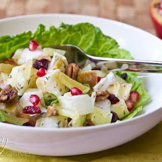Holiday Waldorf Salad