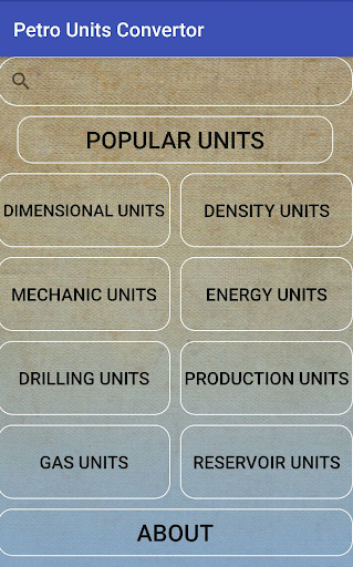 Petro Units Converter for PC