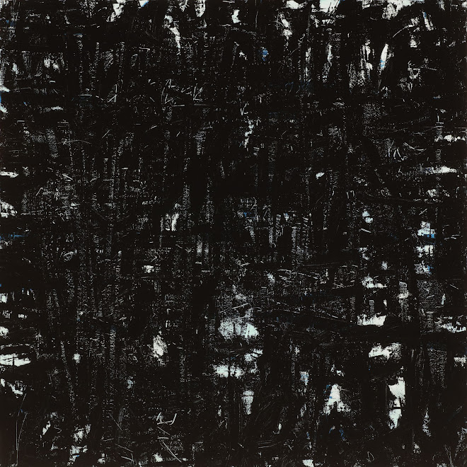 <p> <strong>Black Lake II</strong><br /> Oil on canvas<br /> 36&rdquo; x 36&rdquo;<br /> 2020-2021</p>