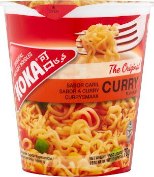 Koka Instant Noodles - Curry, 70g