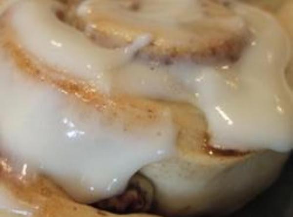 Cake Mix Cinnamon Rolls Recipe