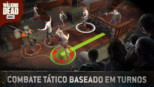 The Walking Dead No Mans Land para Android