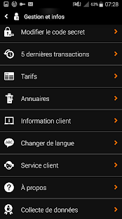 Orange Money Mali- screenshot thumbnail