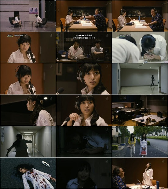 (TV-Dorama)(720p) 北原里英 – 劇場霊からの招待状 ep07 「幻聴」 151114